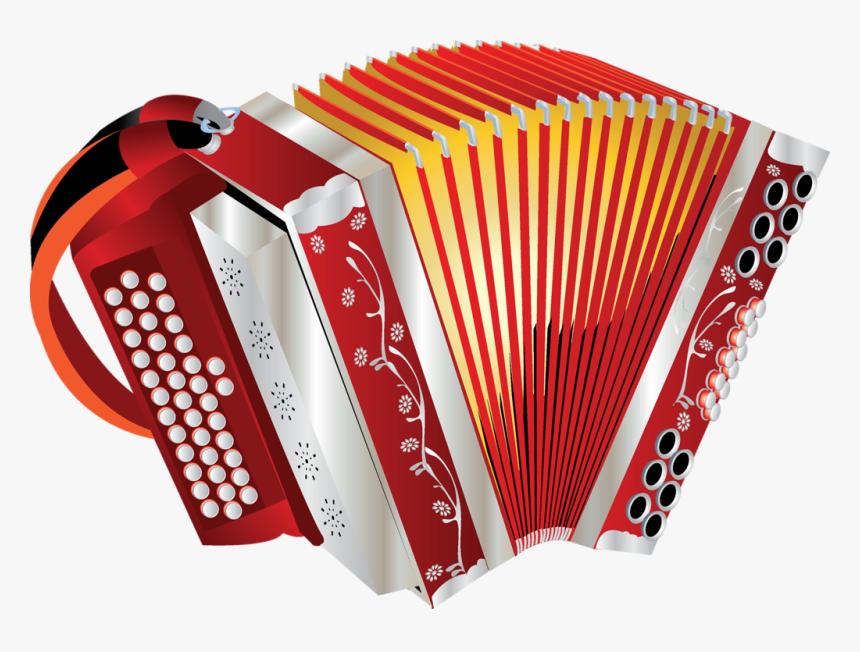 Transparent Cajun Clipart - Acordeon Png, Png Download, Free Download