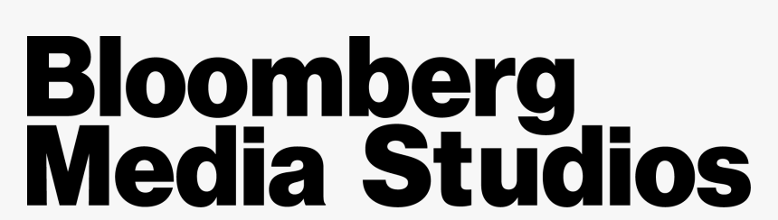 Bloomberg Media Group Logo Transparent, HD Png Download, Free Download