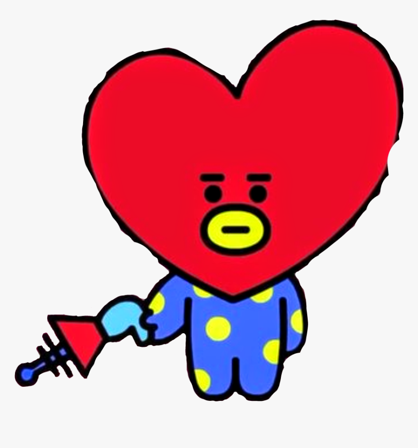 215 2159695 tata bt21 bts tata bts hd png download
