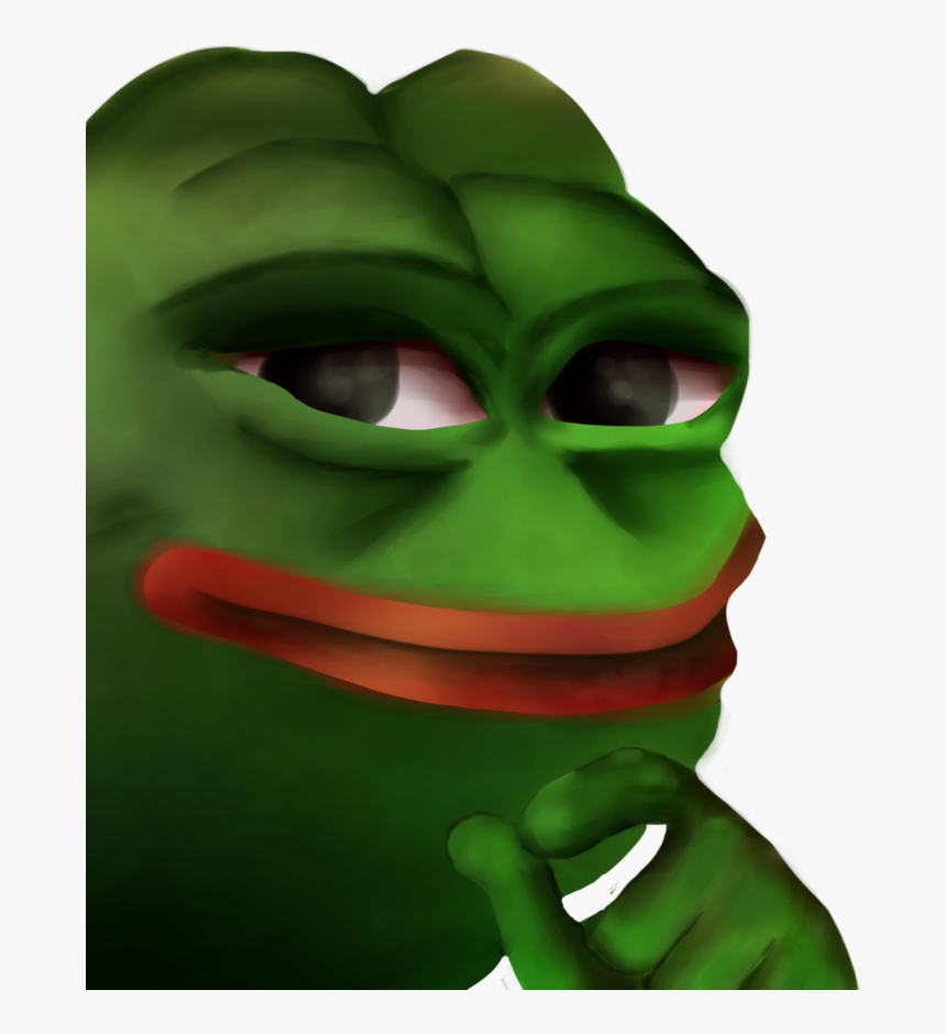 Rare Transparent Pepe, HD Png Download, Free Download