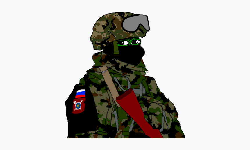 Soldier Pepe Png, Transparent Png, Free Download
