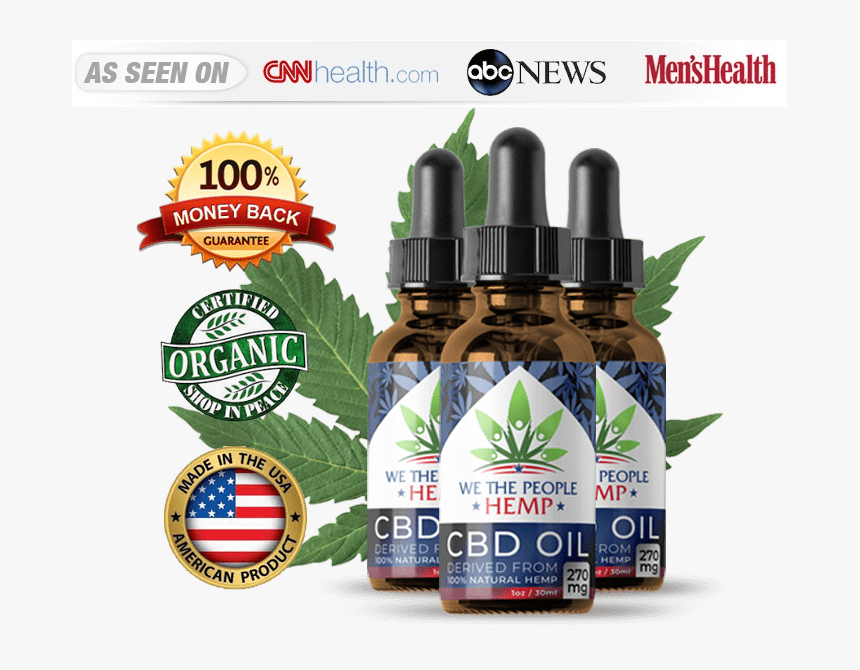 We The People CBD Review & Coupons