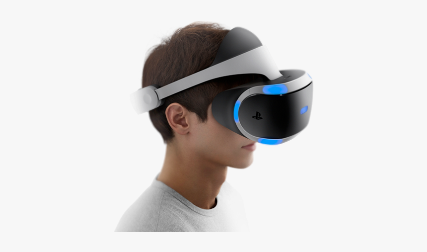 Playstation Vr Headset Specs, HD Png Download, Free Download