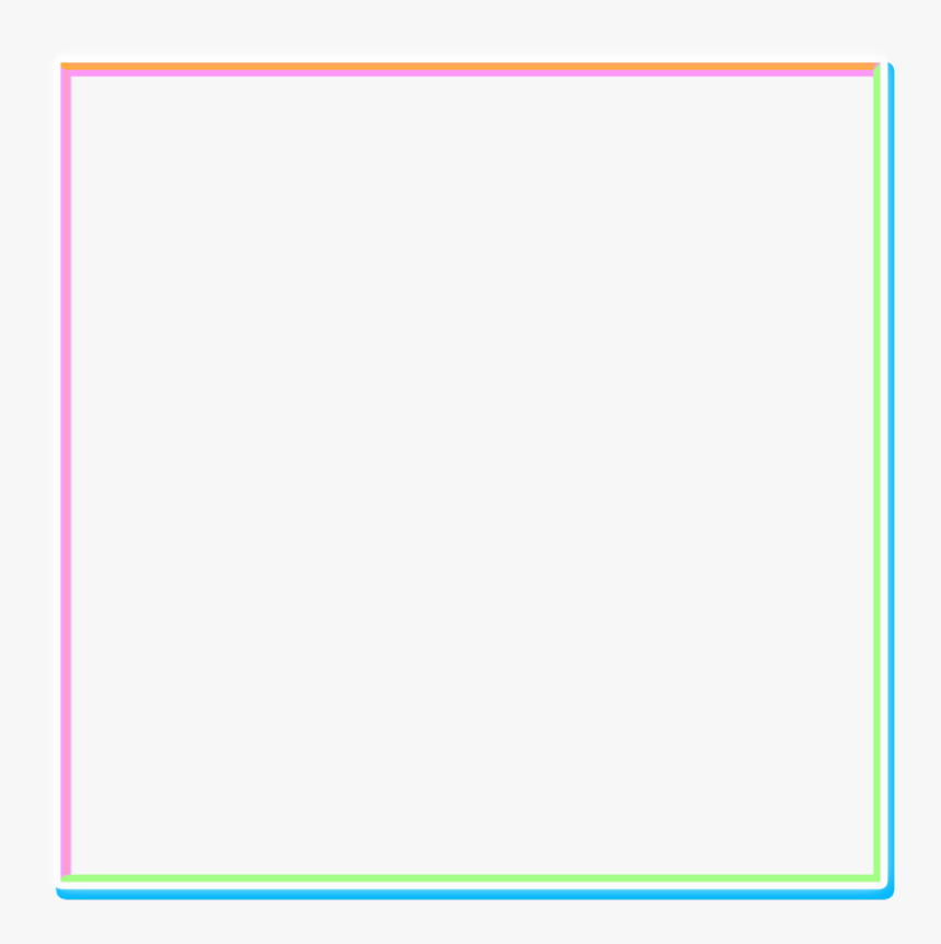 border lines png ⬜ #square #colorful #border #abstract #lines #geometry