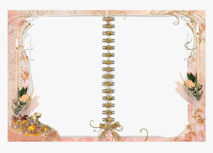 Free Png Wedding Borders Book Frames And Borders