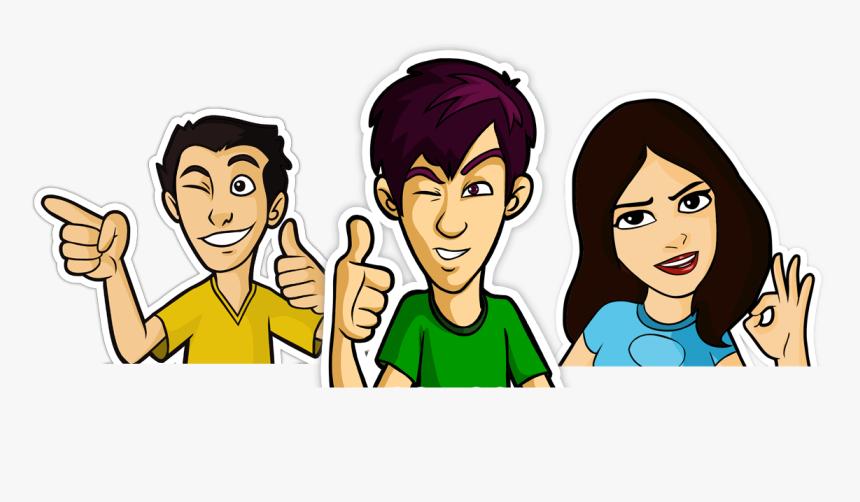 Hike Sticker Challange - Hike Messenger Stickers Png, Transparent Png, Free Download