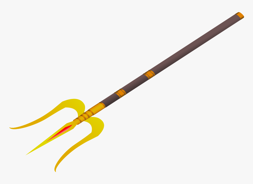 Trishul Png Background Image - Trident Clipart Png, Transparent Png, Free Download