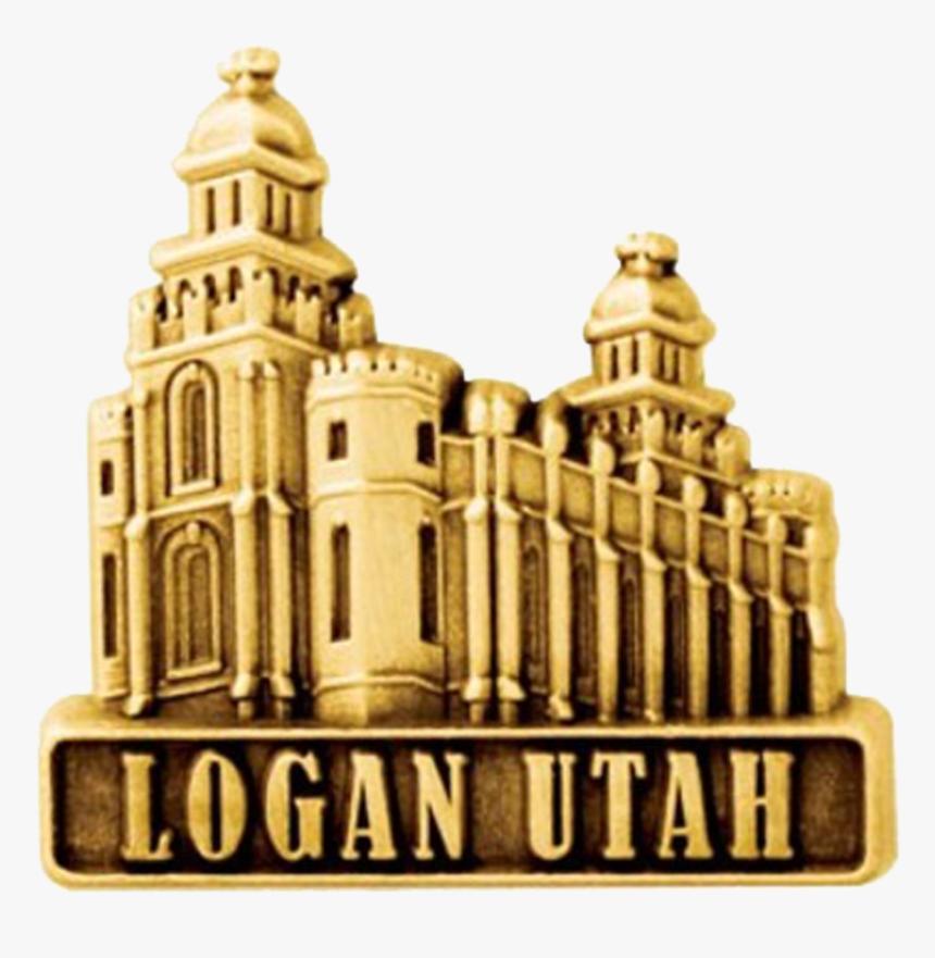 Logan Temple Pin - Logan Temple Clipart, HD Png Download, Free Download