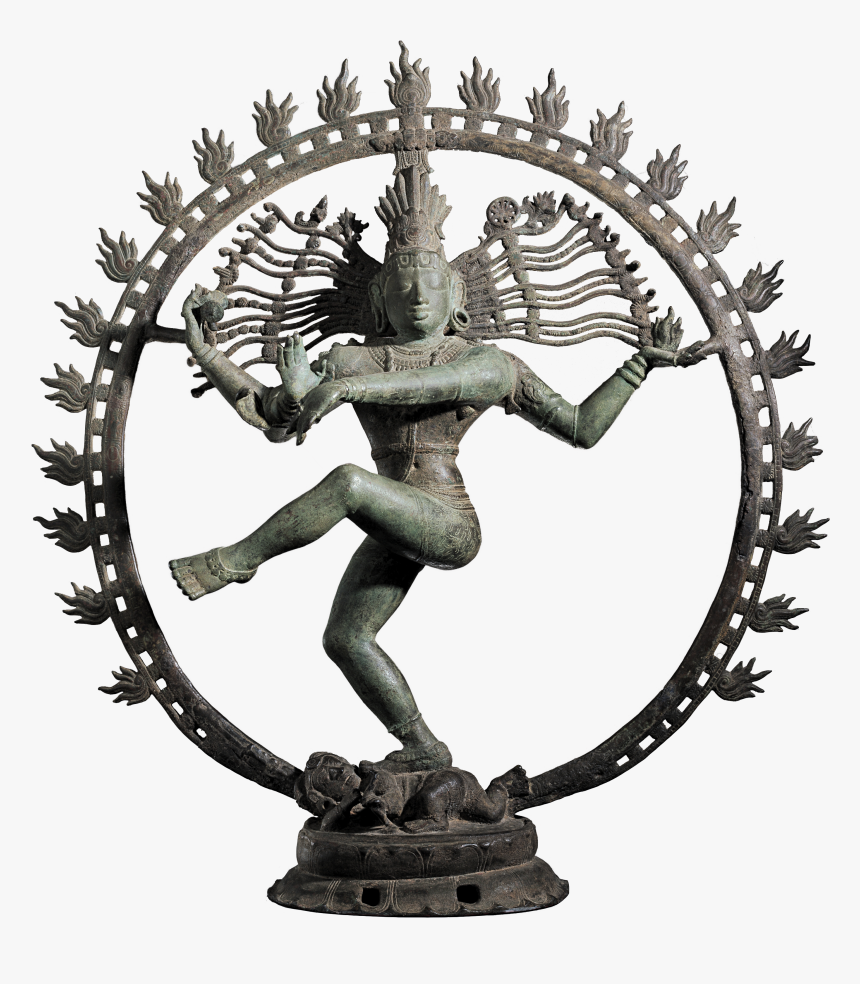 Shiva As Nataraja Bronze, HD Png Download, Free Download