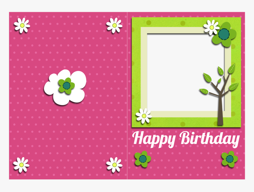 Birthday Cards - Birthday Card Background Designs, HD Png Download, Free Download