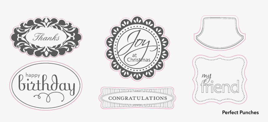 Stampin Up Happy Birthday Stamp, HD Png Download, Free Download