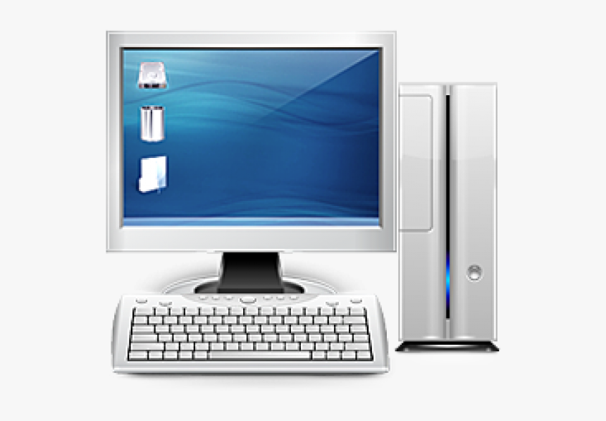 Computer Png Free Download - Computer Images For Project, Transparent Png, Free Download