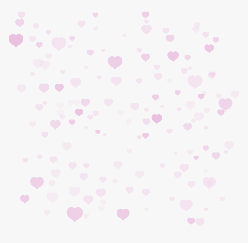 Hearts For Background Transparent Png Clip Art, Png Download, Free Download