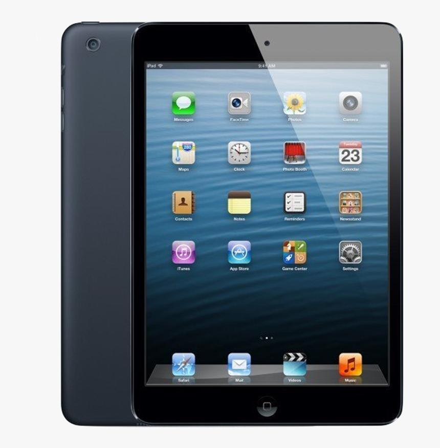 Apple Ipad Mini - Ipad Mini 64gb Black, HD Png Download, Free Download