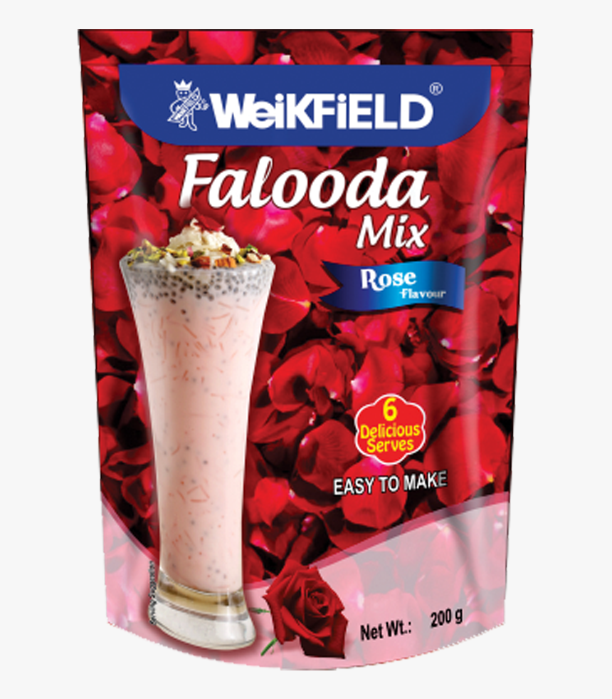 Weikfield Falooda Mix Rose, HD Png Download, Free Download