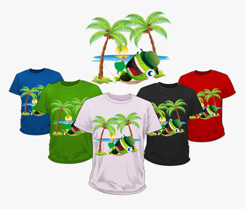 T-shirt Design By Russyiddin For This Project - T Shirt Souvenir Design, HD Png Download, Free Download