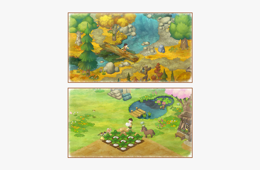 Doraemon Story Of Seasons, HD Png Download, Free Download