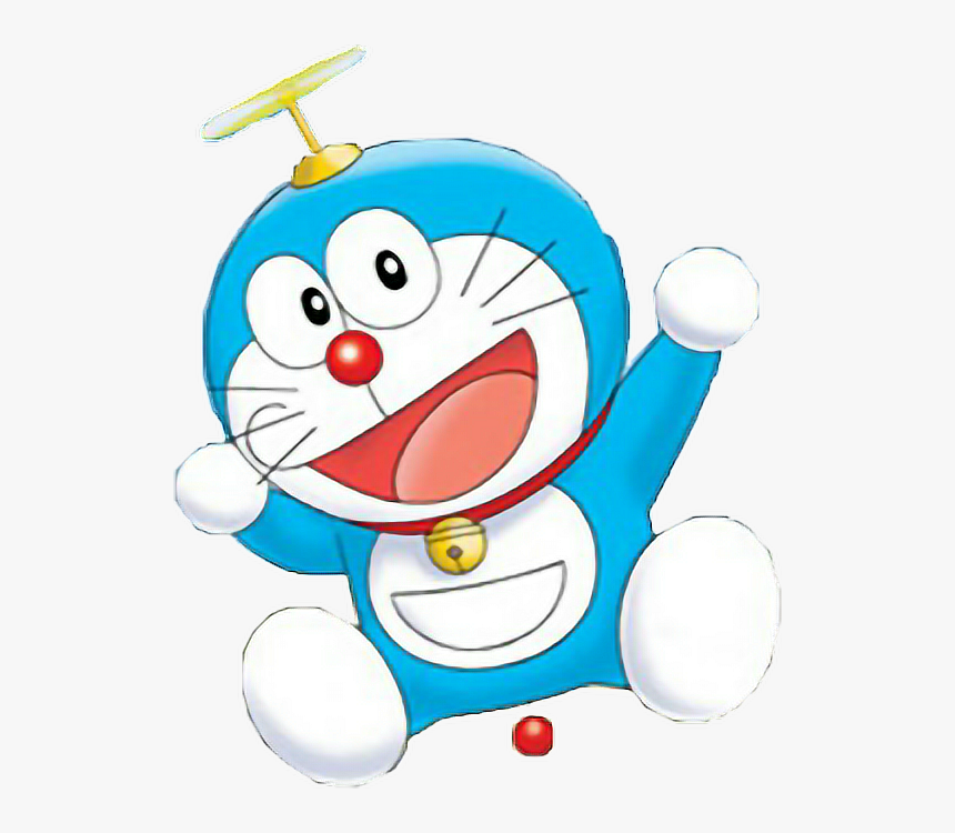 Doraemon Clipart Flying - Doraemon Gadget Cat From The Future Season 2, HD Png Download, Free Download