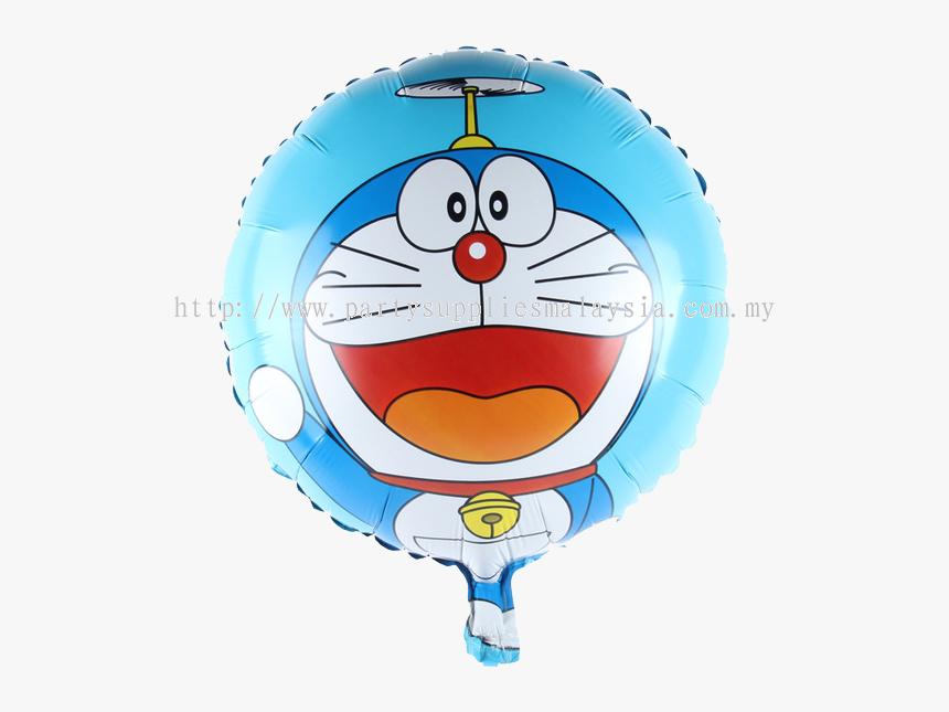 Foil - Doraemon Foil Balloon, HD Png Download, Free Download