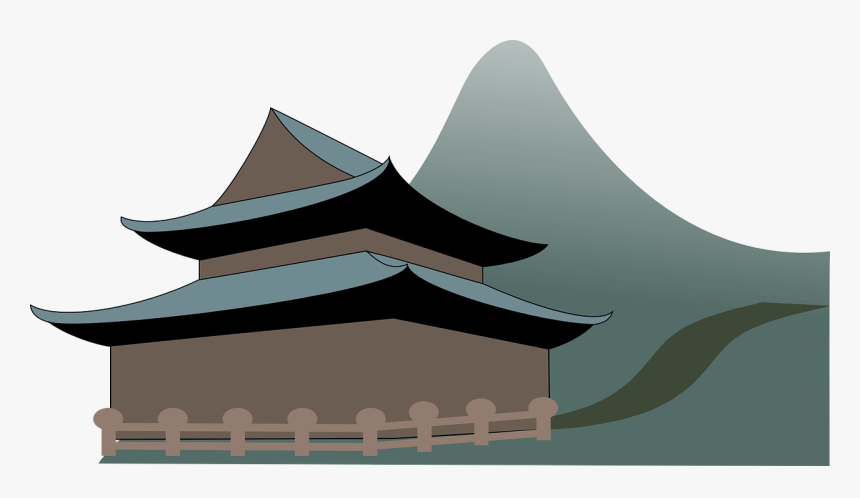 Temple Clip Art, HD Png Download, Free Download