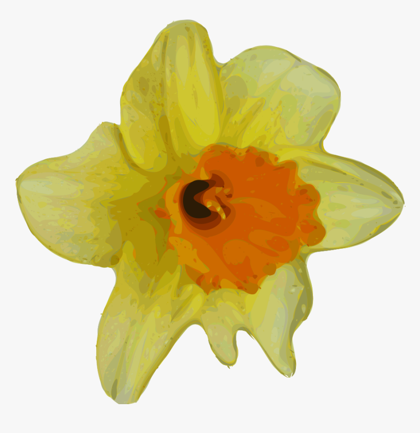 Flower-16 Svg Clip Arts - Spring Flowers Clip Art, HD Png Download, Free Download