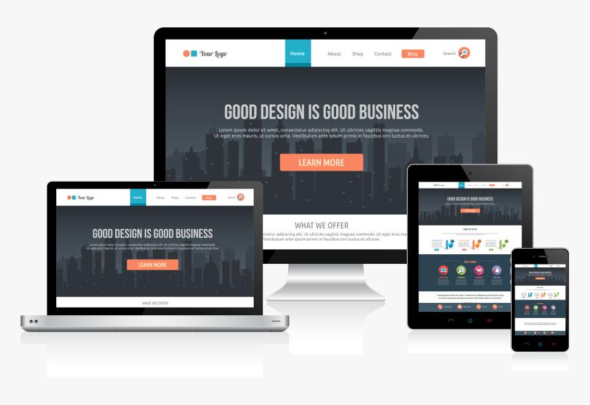 Responsive Webdesign, HD Png Download, Free Download