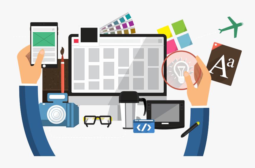 Web Design Vector Png, Transparent Png, Free Download
