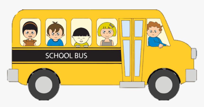 Bus Png Clipart - Bus Clipart Kids, Transparent Png - kindpng