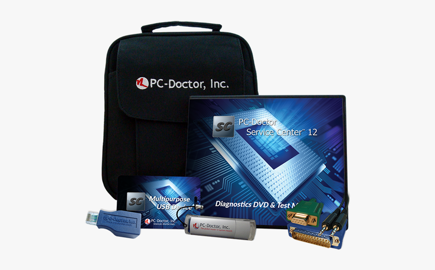 Pc Doctor Standard - Personal Computer, HD Png Download, Free Download