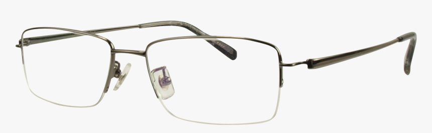 Glasses Png - Silver, Transparent Png, Free Download