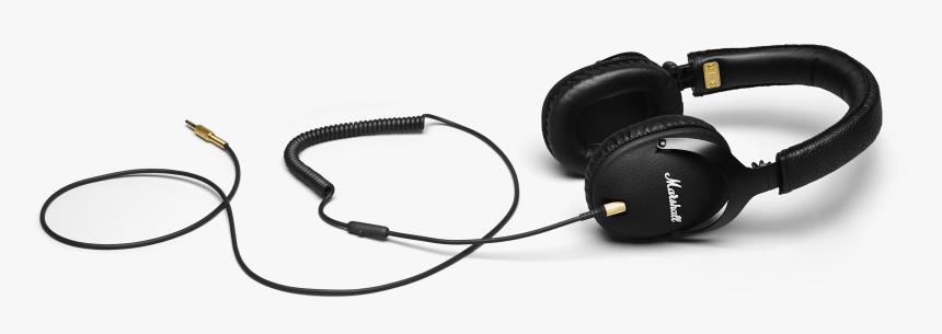 "Monitor Black Black""  Data Srcset=""https - Marshall Headphones Monitor, HD Png Download, Free Download"