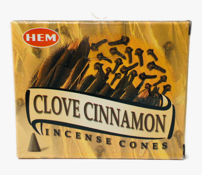 Clove Cinnamon For Abundance Protection Passion And - Cinnamon Clove Incense Cones, HD Png Download, Free Download