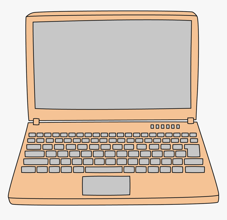 Transparent Laptop Png Images Laptop Animasi Png Png Download
