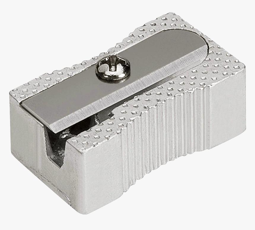 Integra Aluminum Sharpener - Steel Pencil Sharpener, HD Png Download, Free Download