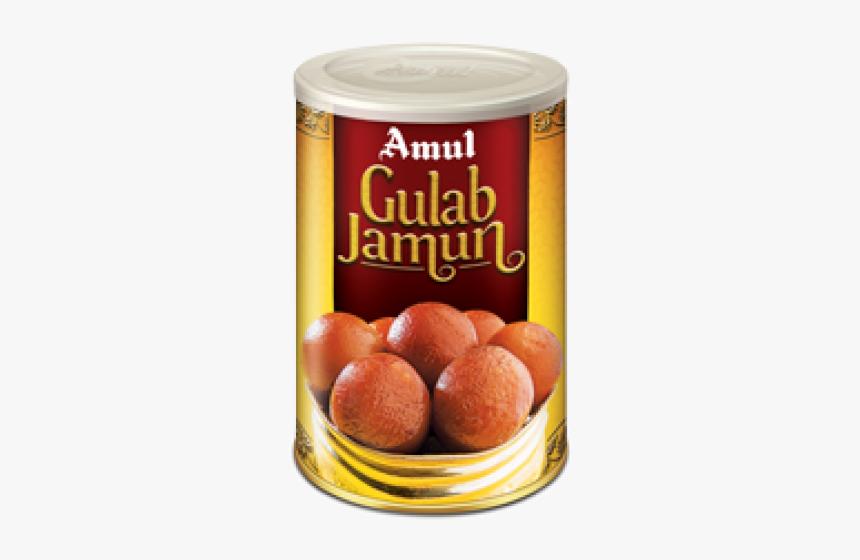 Amul Gulab Jamun - Amul Gulab Jamun 500 Gm, HD Png Download, Free Download