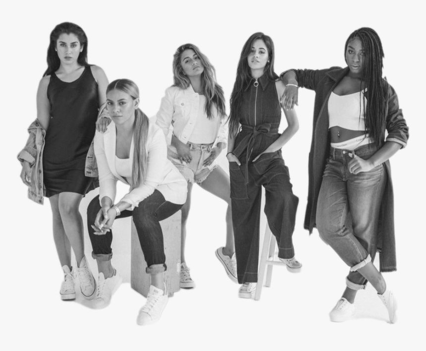 Editing Overlay And Template Image Fifth Harmony Pics With White Backgrounds Hd Png Download Kindpng