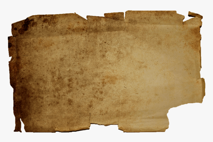 Transparent Ripped Page Png - Old Torn Paper Png, Png Download, Free Download