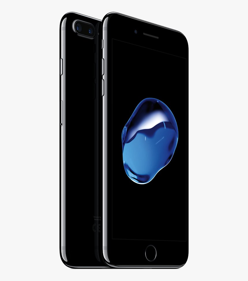 Apple Iphone 7 Plus Iphone 6s Jet Black Smartphone - Cheap Iphone 7 For Sale, HD Png Download, Free Download