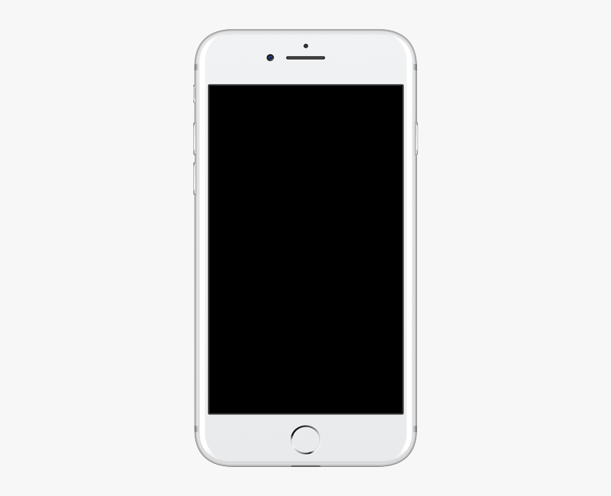 Iphone 7 Plus Mockup - Iphone 7 Mock Up, HD Png Download, Free Download