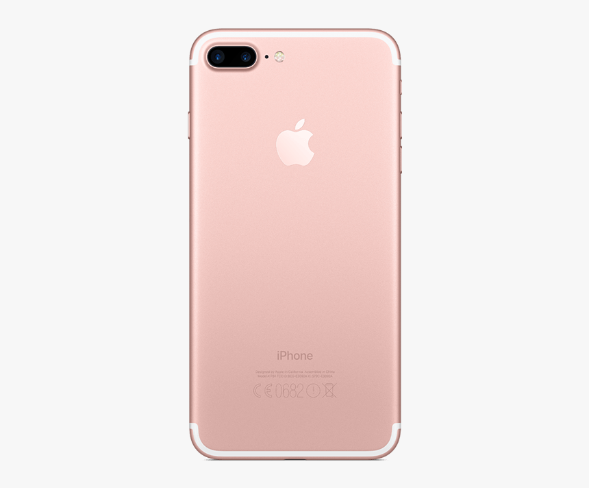Iphone 7 Plus Image Rose Gold Png - Iphone 7 Plus Rose Gold Fiyat, Transparent Png, Free Download