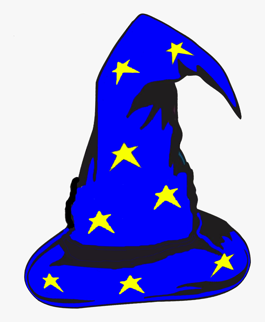 """Magic Wizard""""s Hat - Wizard Hat Png, Transparent Png, Free Download"""