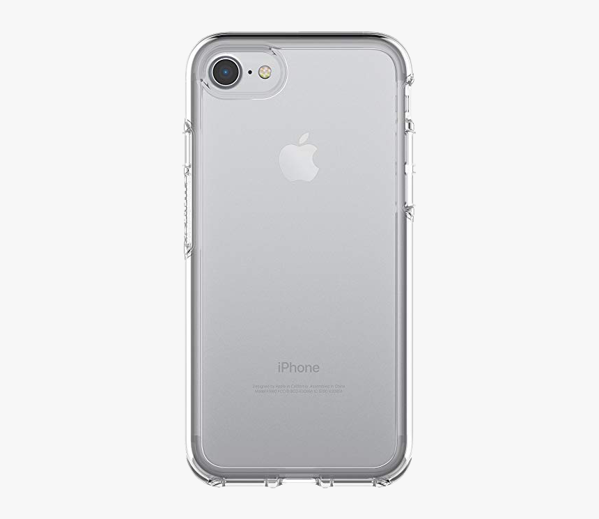 Otterbox Symmetry Case For Apple Iphone - Iphone 7 Case Otterbox Symmetry Clear Clear, HD Png Download, Free Download