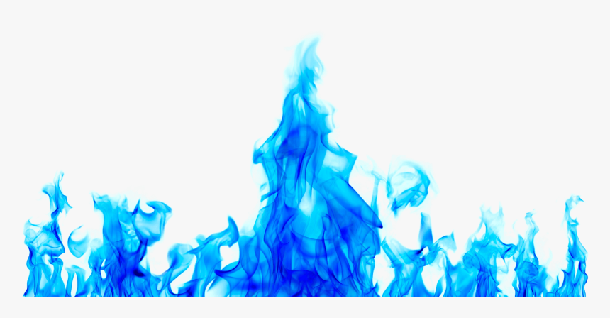 Fuego Azul - Blue Fire Transparent Background, HD Png Download, Free Download