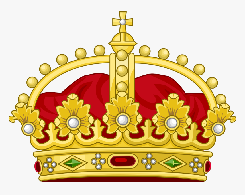 Heraldic Royal Crown Of The King Of The Romans Symbol Of