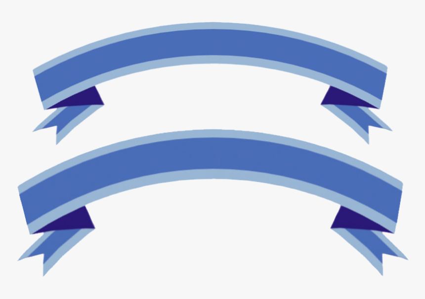 Banner, Blue, Oktoberfest, Arch, Bent, Simply - Bent Banner, HD Png Download, Free Download