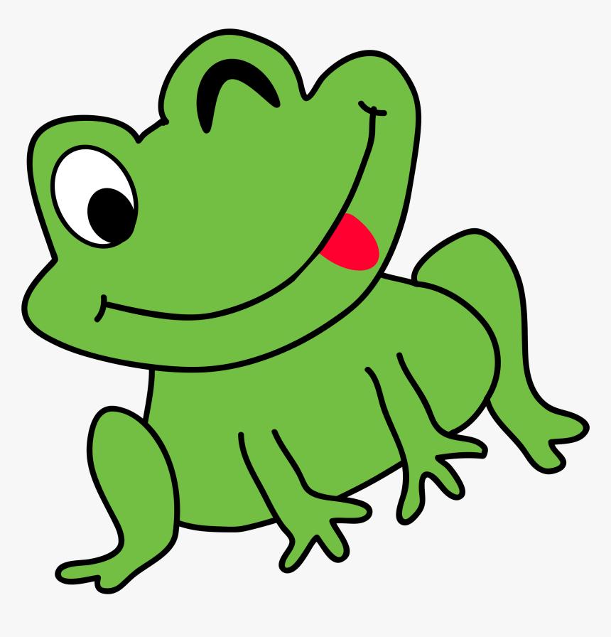 Frog Png - Clip Art Frog, Transparent Png, Free Download