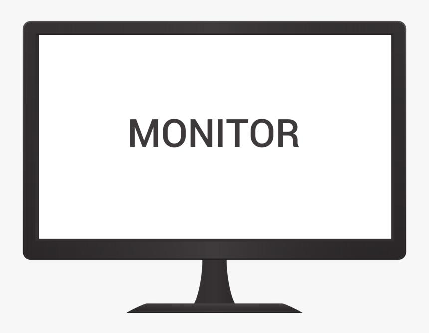 Logo Monitor Png, Transparent Png, Free Download