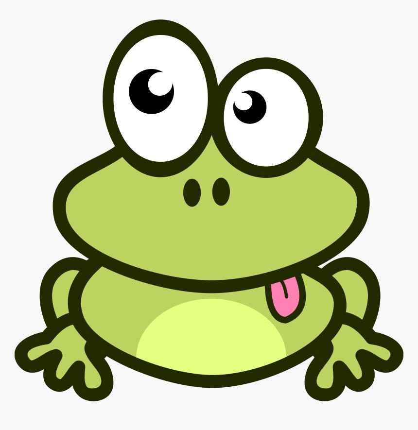 Frog Clip Art Image Vector Graphics Cartoon - Frog Vector, HD Png Download, Free Download