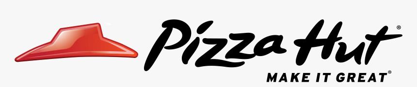 Pizza Hut Make It Great Png Logo - Pizza Hut Make It Great Logo, Transparent Png, Free Download