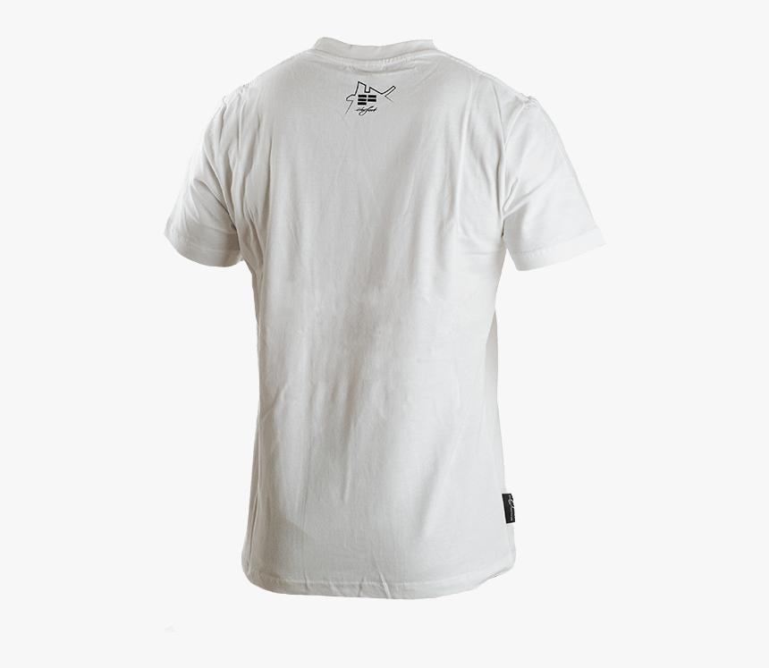 T Shirt Dame Du Lac White Back - T-shirt, HD Png Download, Free Download